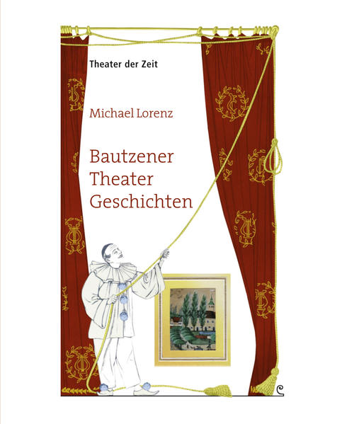 Bautzener Theater Geschichten - Coverbild