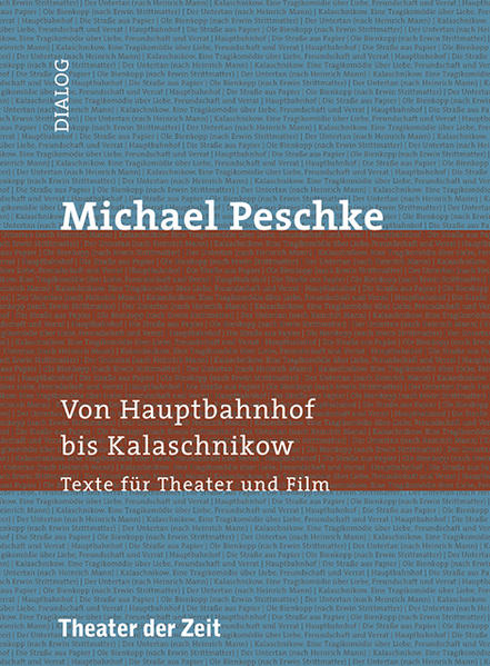 Michael Peschke - Von Hauptbahnhof bis Kalaschnikow - Coverbild