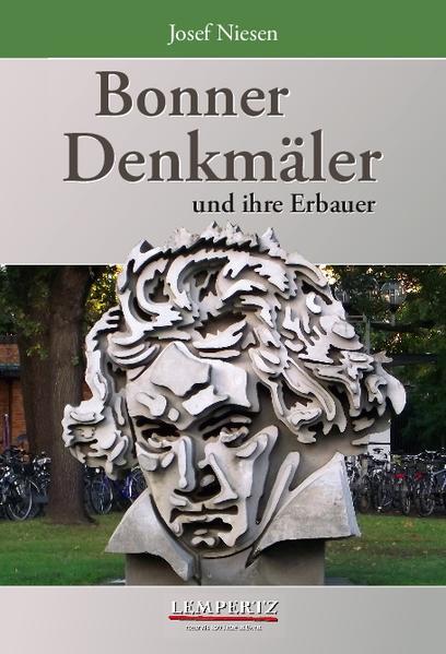 Bonner Denkmäler und ihre Erbauer - Coverbild