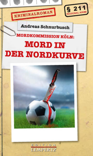 Mord in der Nordkurve - Coverbild