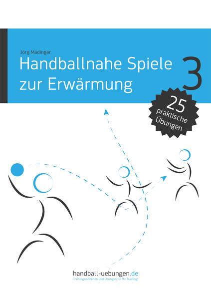 Handballnahe Spiele zur Erwärmung - Coverbild