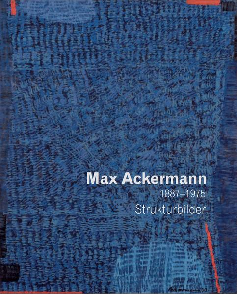 Max Ackermann  (1887–1975)  - Coverbild