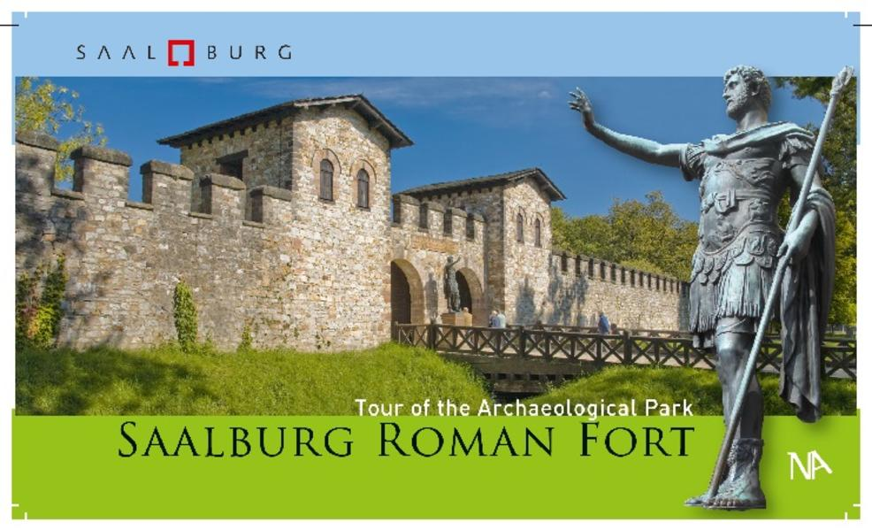 Saalburg Roman Fort - Coverbild