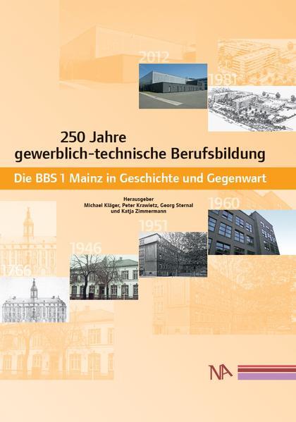 250 Jahre gewerblich-technische Berufsbildung - Coverbild