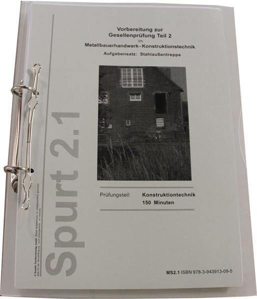 Ausbildungsbegleiter MST2.1 - Coverbild