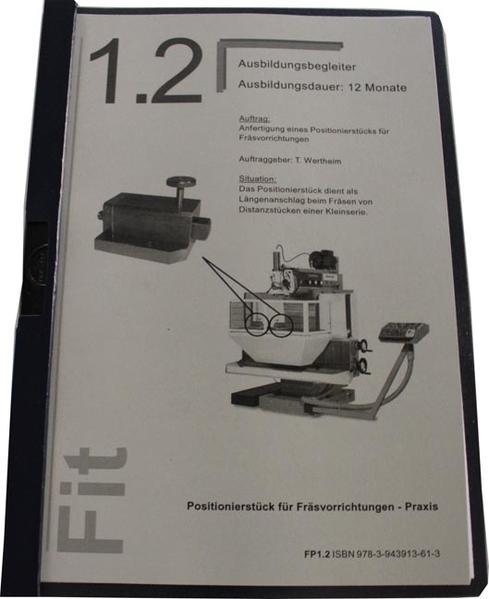 Ausbildungsbegleiter FP1.2 - Coverbild