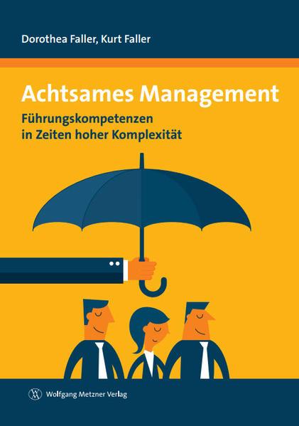 Achtsames Management - Coverbild