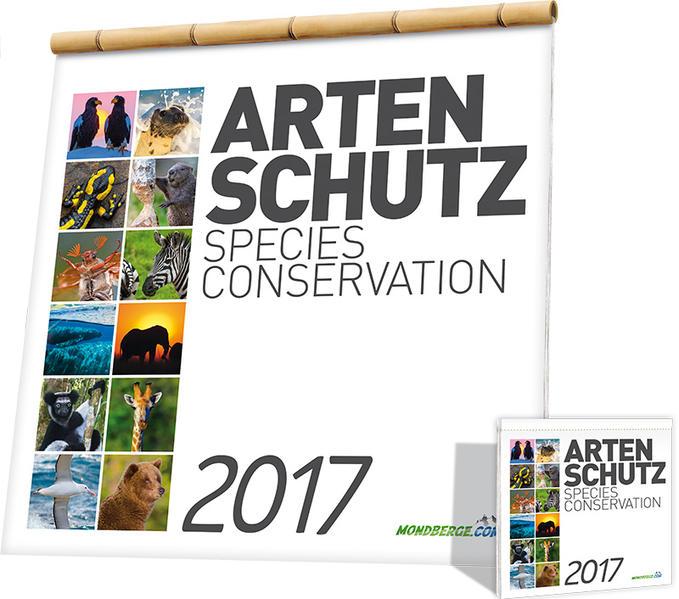 Mondberge-Artenschutzkalender 2017 - Coverbild