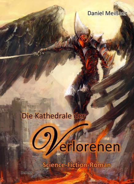Die Kathedrale der Verlorenen - Science-Fiction-Roman - Coverbild