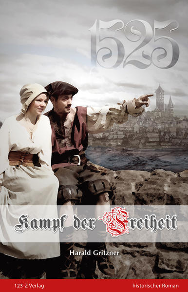 1525 - Kampf der Freiheit - Coverbild
