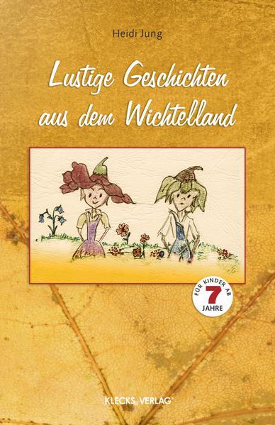 Lustige Geschichten aus dem Wichtelland - Coverbild