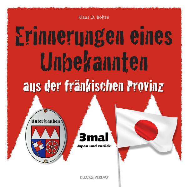 Erinnerungen eines Unbekannten aus der fränkischen Provinz - Coverbild