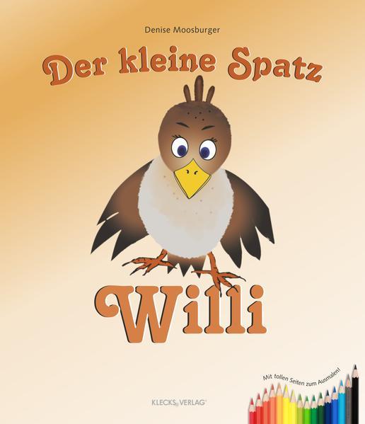 Der kleine Spatz Willi - Coverbild