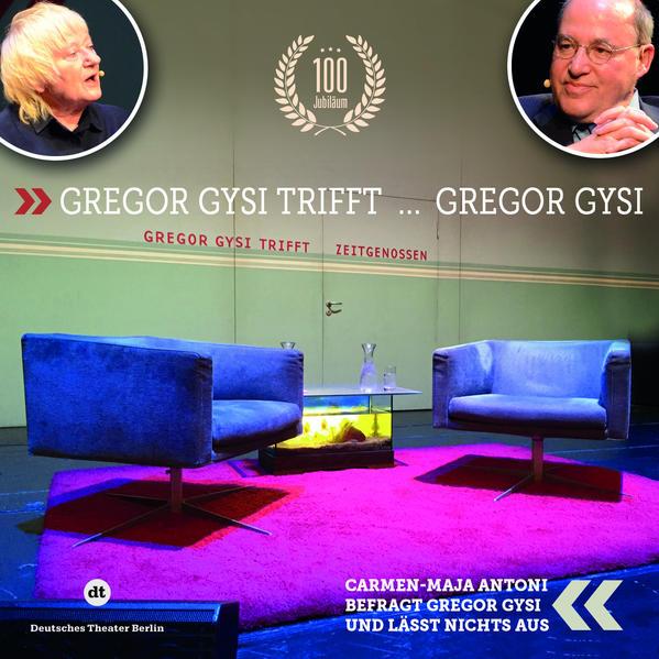 Gregor Gysi trifft Gregor Gysi - Coverbild