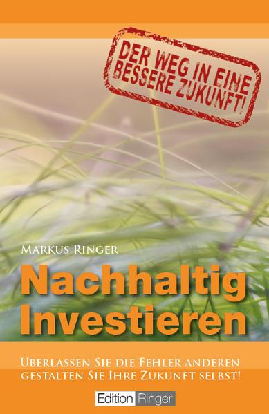 Nachhaltig Investieren - Coverbild