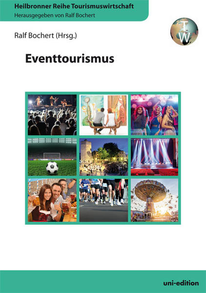 Eventtourismus - Coverbild