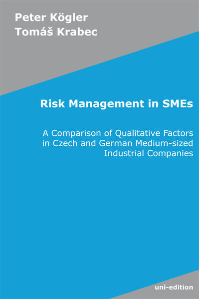 Risk Management in SMEs - Coverbild