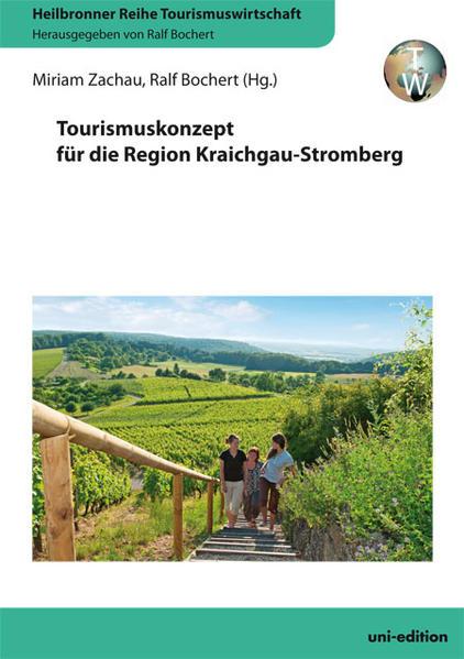 Tourismuskonzept für die Region Kraichgau-Stromberg - Coverbild
