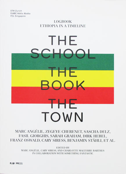 The School, The Book, The Town - Coverbild