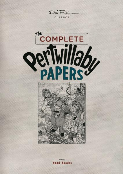 Don Rosa Classics: The Complete Pertwillaby Papers - Coverbild