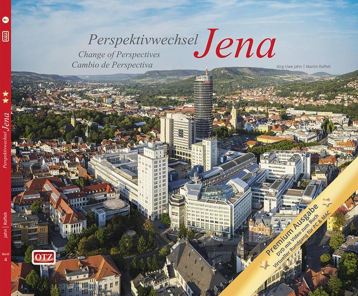 Premiumband: Perspektivwechsel Jena - Change of perspectives Jena - Cambio de perspectiva Jena - Coverbild