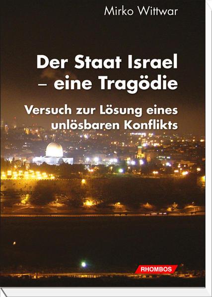 Der Staat Israel− eine Tragödie - Coverbild