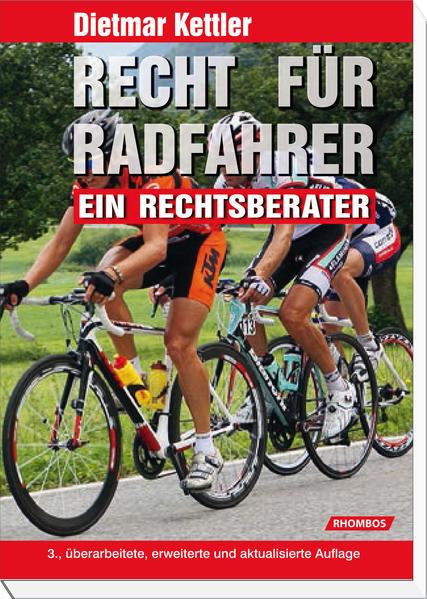 Recht für Radfahrer - Coverbild