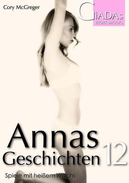 Annas Geschichten 12 - Coverbild
