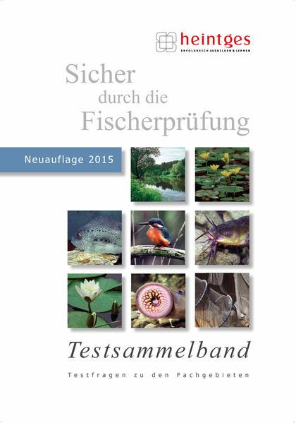 Testsammelband - Sicher durch die Fischerprüfung - Coverbild