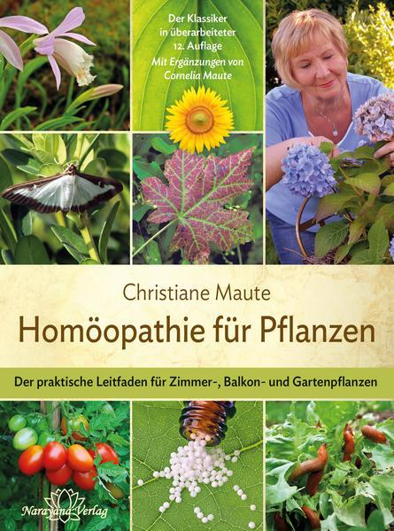 Homöopathie für Pflanzen - Coverbild