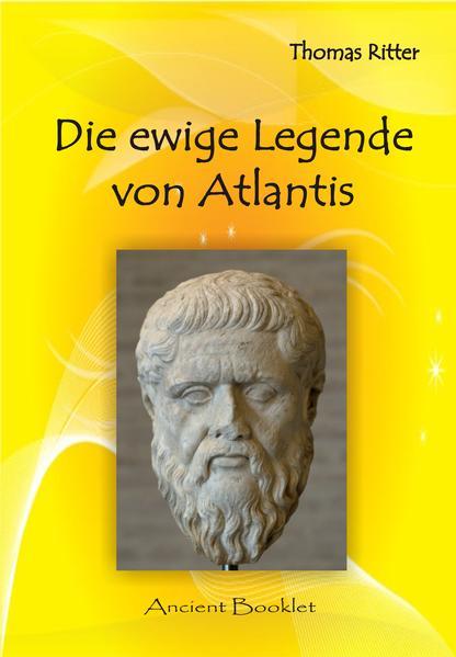 Die ewige Legende von Atlantis - Coverbild