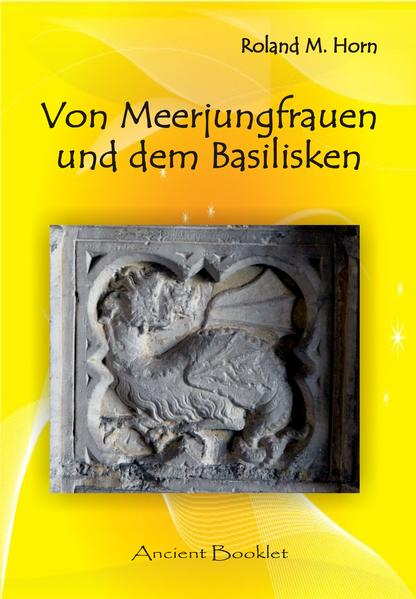 Von Meerjungfrauen und dem Basilisken - Coverbild