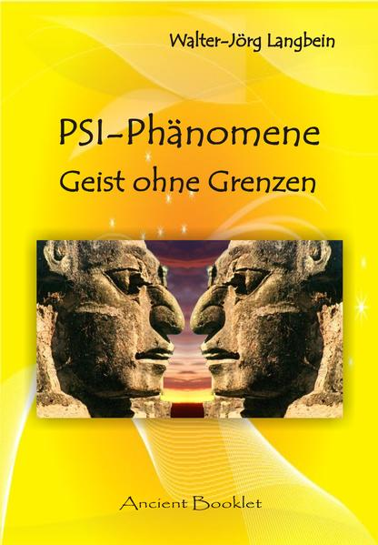 PSI-Phänomene - Coverbild