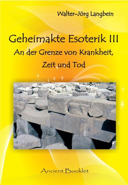 Geheimakte Esoterik III - Coverbild