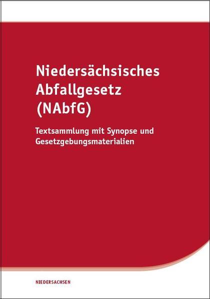 Niedersächsisches Abfallgesetz PDF Download