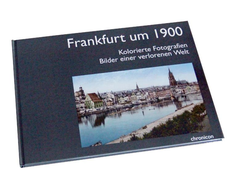 Frankfurt um 1900 - Coverbild