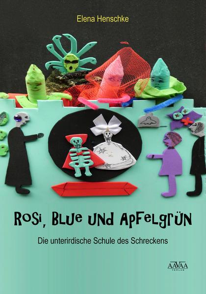 Rosi, Blue und Apfelgrün II - Coverbild