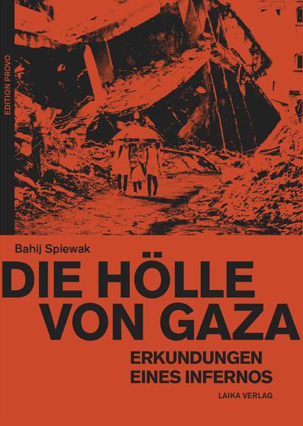 Die Hölle von Gaza - Coverbild
