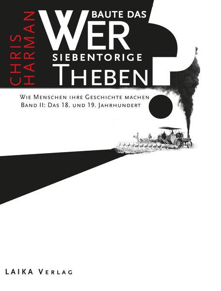 Wer baute das siebentorige Theben? - Coverbild