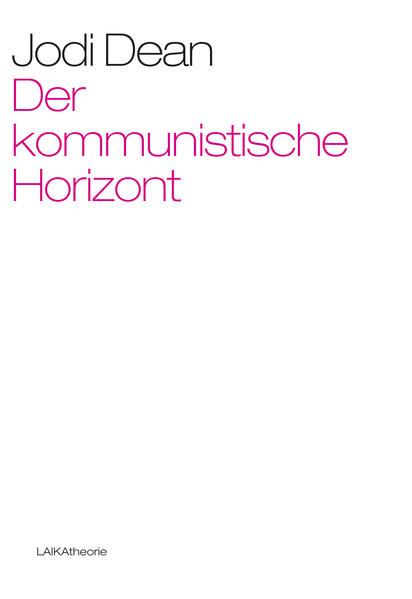 Der kommunistische Horizont - Coverbild
