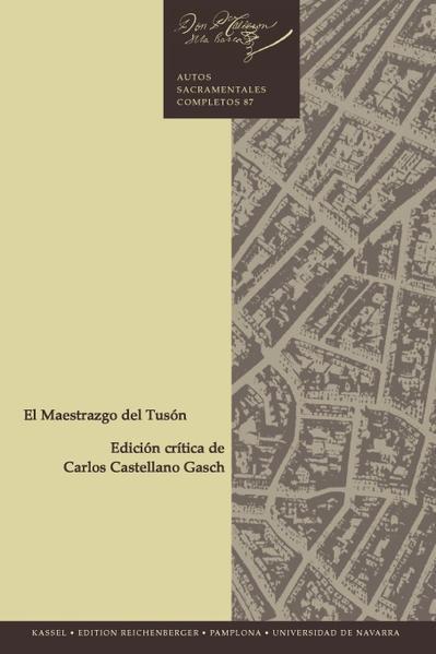 El Maestrazgo del Tusón - Coverbild