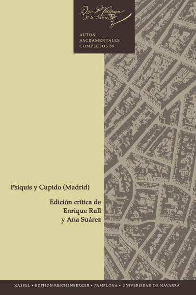 Psiquis y Cupido (Madrid) - Coverbild