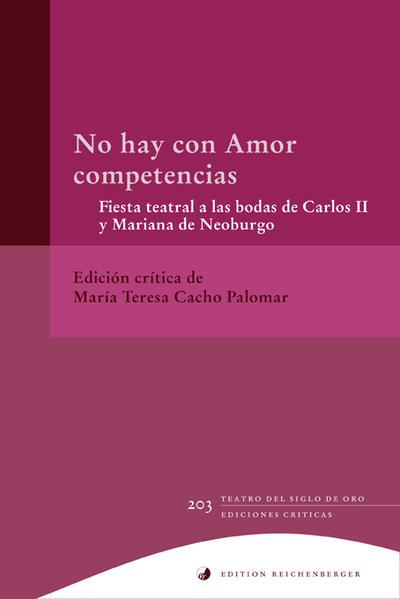 No hay con Amor competencias - Coverbild
