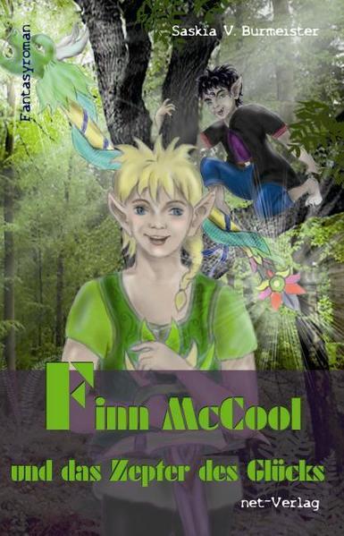 Finn McCool und das Zepter des Glücks - Coverbild