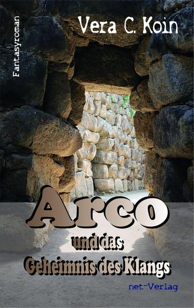 Arco und das Geheimnis des Klangs - Coverbild