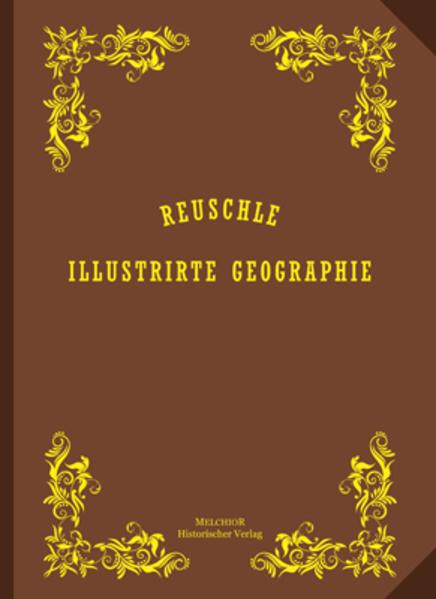 Illustrirte Geographie - Coverbild