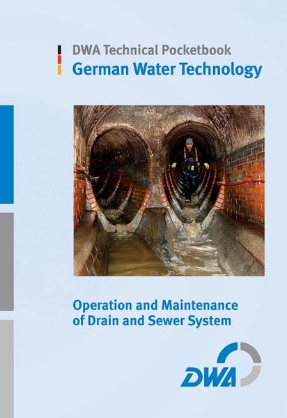 DWA Technical Pocketbook - German Water Technology - Coverbild