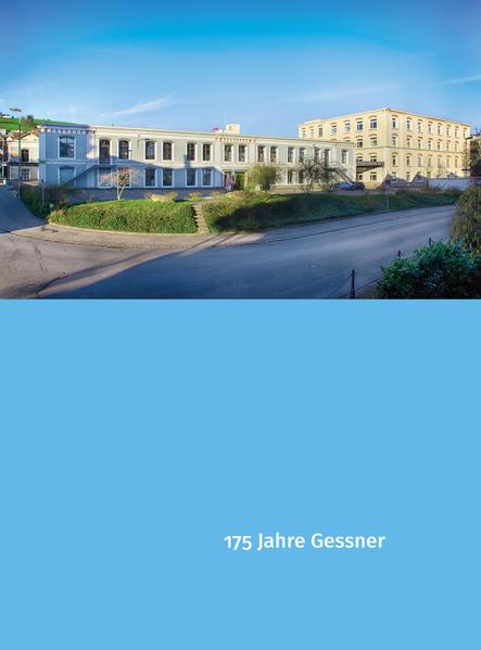 175 Jahre Gessner - Coverbild