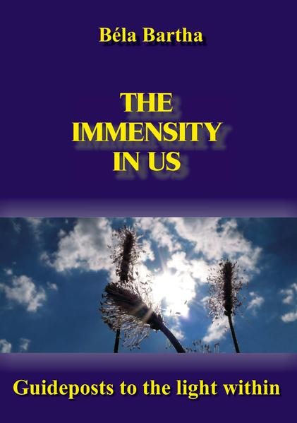 The immensity in us - Coverbild