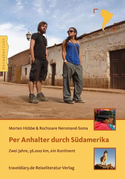 Per Anhalter durch Südamerika - Coverbild